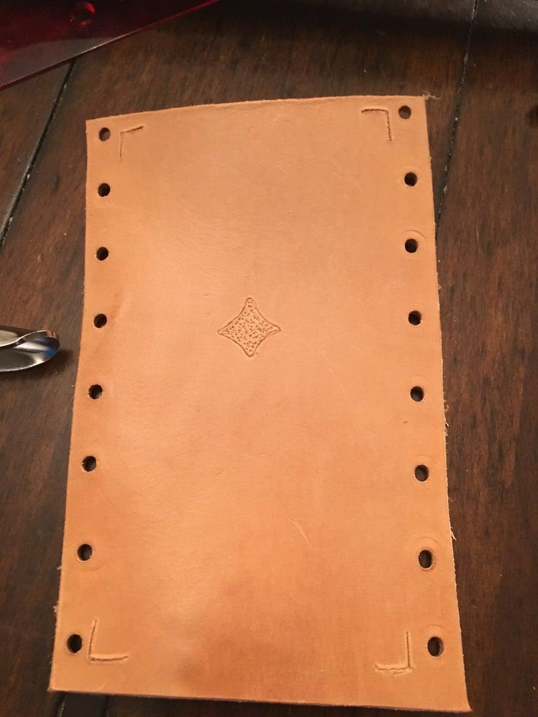 Adding Leather!!!!!