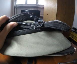 Back Pack Zipper Repair