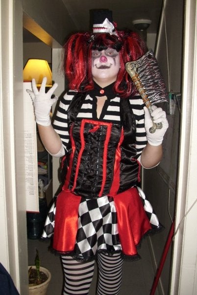 That Serial Killer Clown!