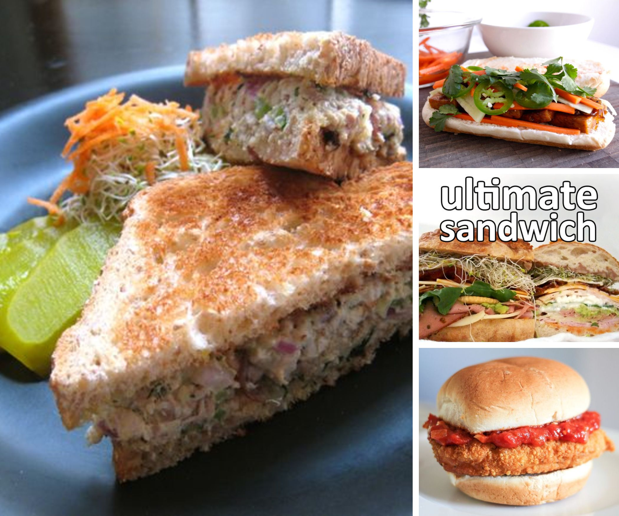 15 Mouthwatering Sandwiches