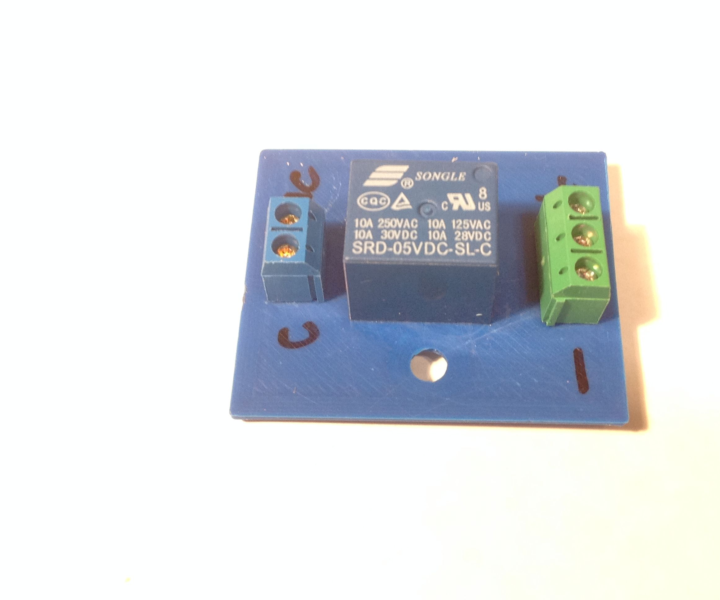 3D Printed PCB Substitute and Printing Skill Building
