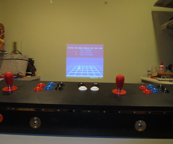 MAMEFrame - the Battery-powered MAME System