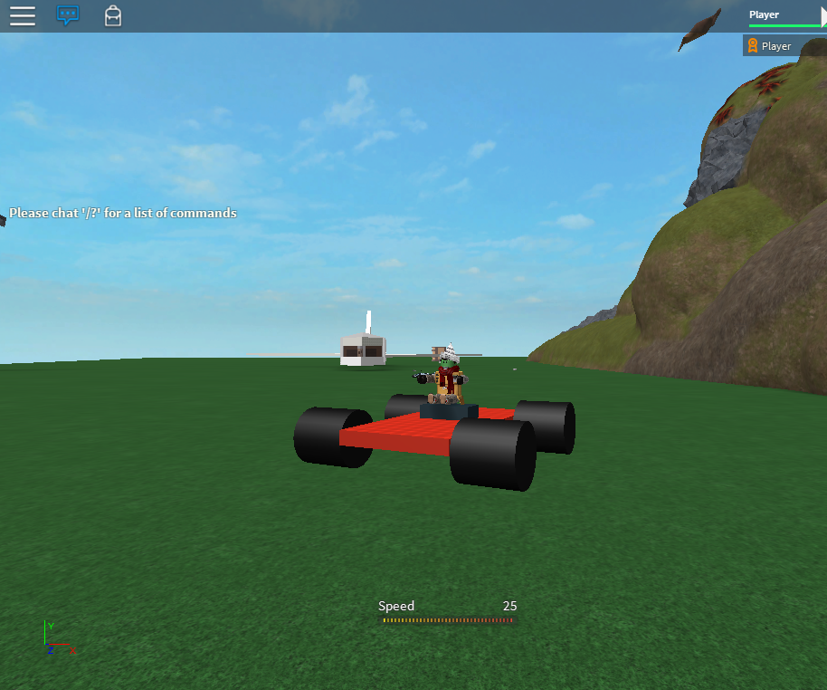 How To Build A Car In ROBLOX!