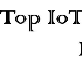 Top IoT Projects Using ESP8266