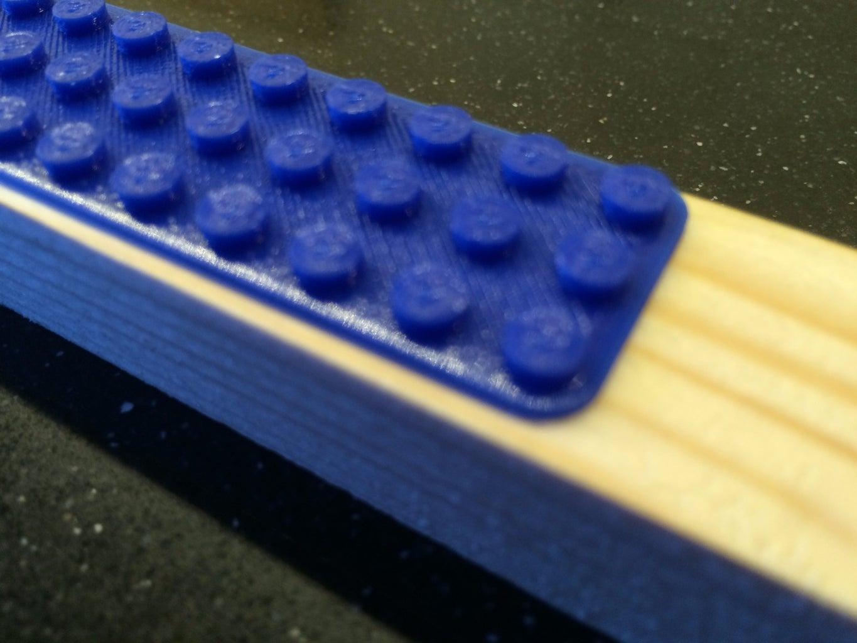 Lego Compatible Groundplate