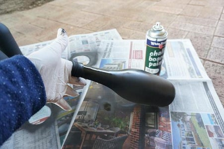 Painting the Bottle