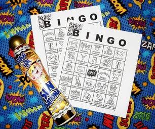 Comic Con Bingo