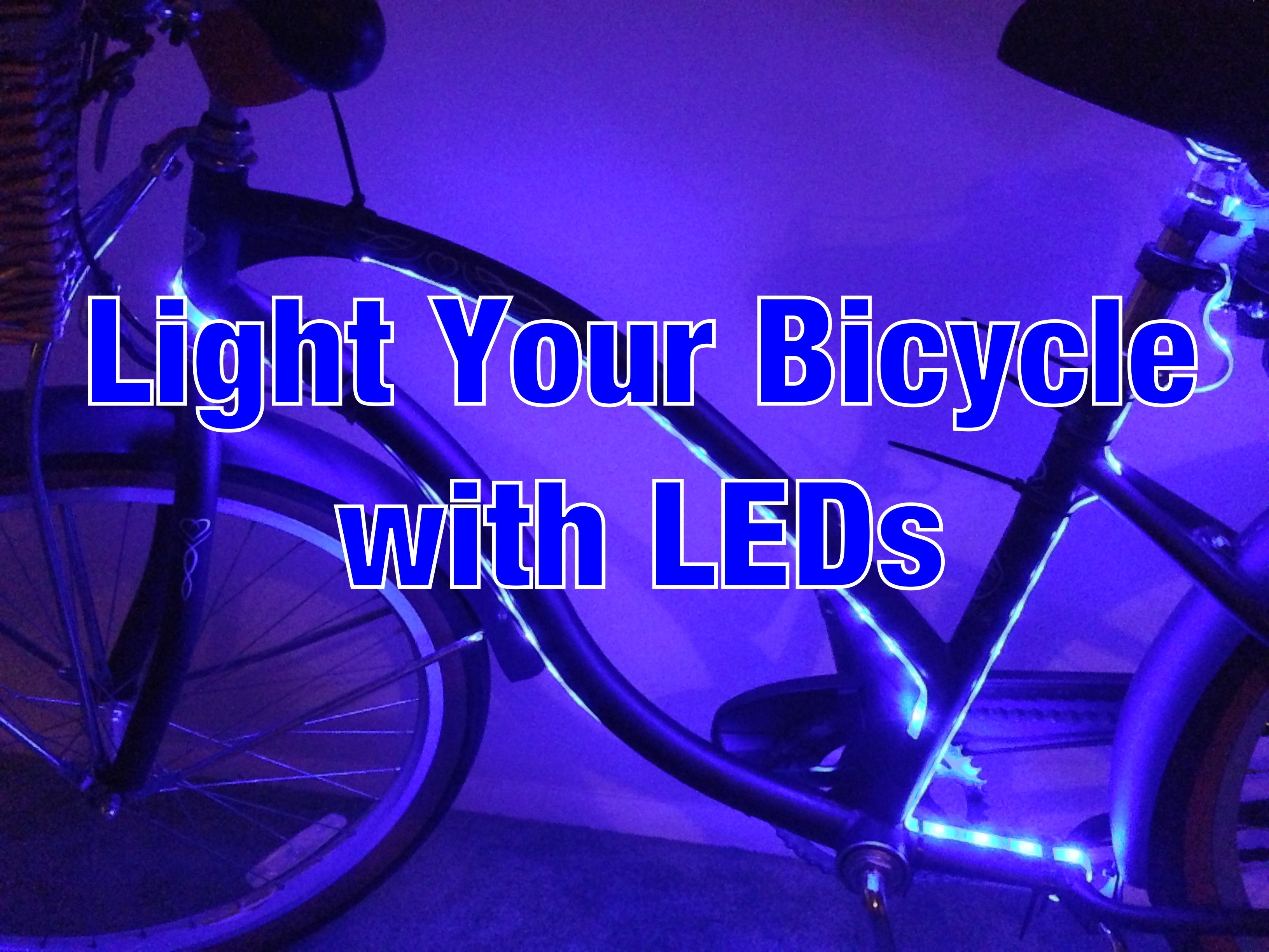 Bicycle LED Lights