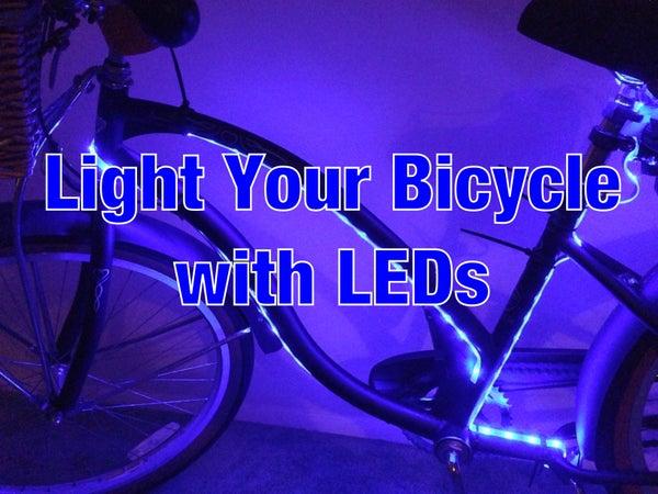 Bicycle LED Lights
