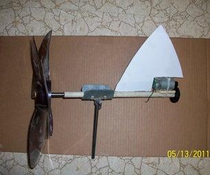 Simple Wind Turbine