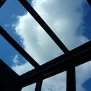 Home extention glass roof