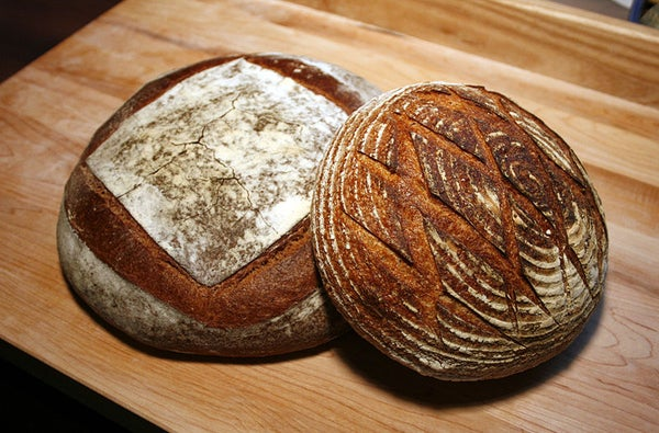 Ferment Yourself Some Food!: Making Sourgough Starter