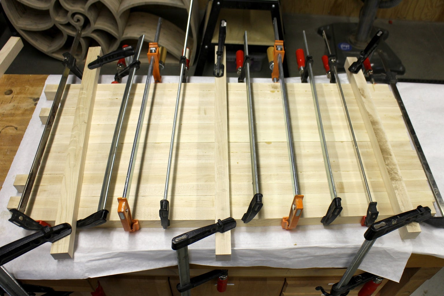 Glue Strips