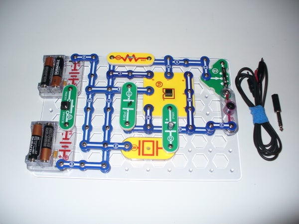 Build an Optical Theremin--Improve Your Snap Circuits by Adding a 555 Timer Integrated Circuit II