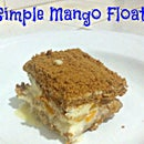 Mango Float! Its Really Unique! Simple!