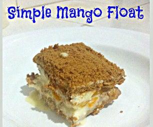Mango Float! Its Really Unique! Simple!