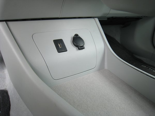 Add a USB Power Outlet in Your Car