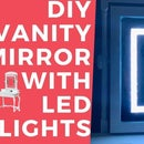 Light Up Vanity Mirror