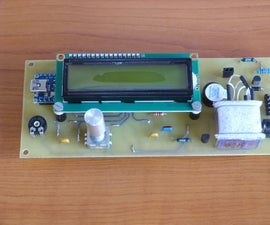 Timer With Arduino and Rotary Encoder