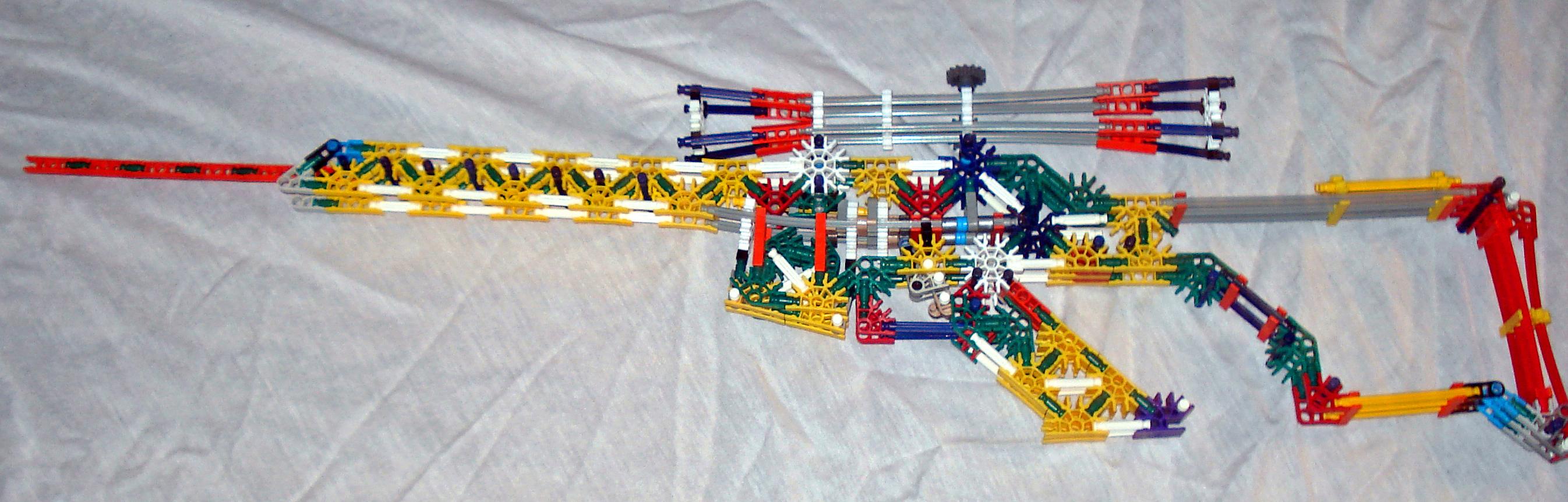K'Nex PSG-1