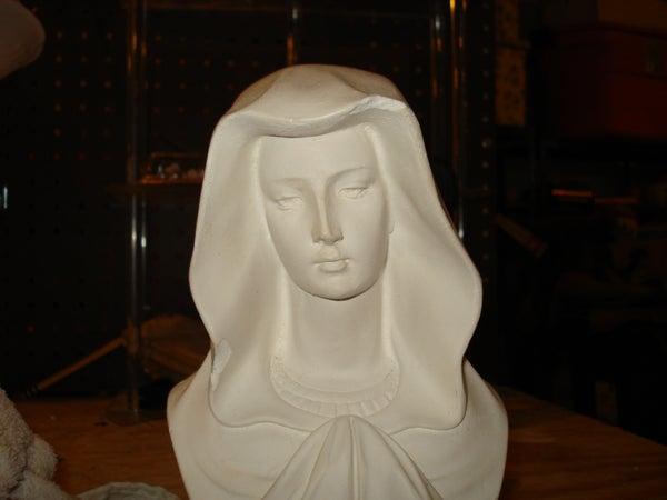 Restoring a Plaster Statuette
