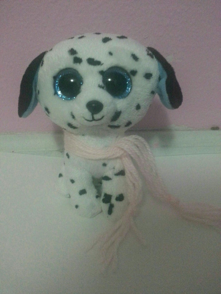 Stuffed Animal Scarf
