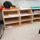 DIY Office Organizer