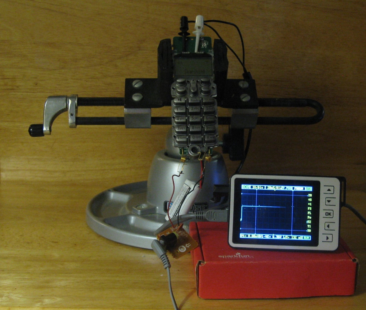 Logic Analyzer or Oscilloscope