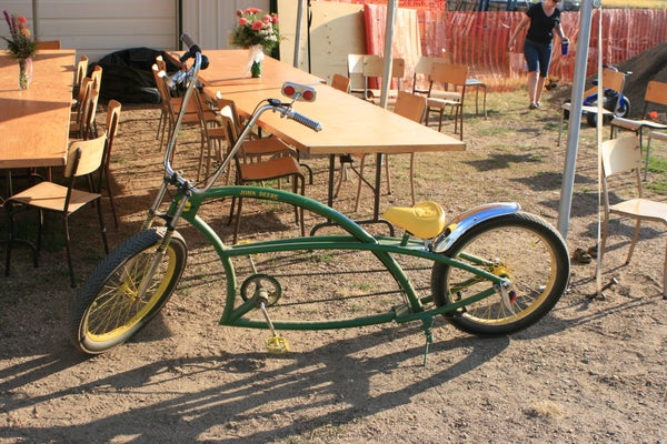 Home Built Low Rider Bike