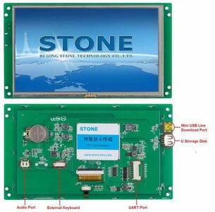 STONE STVC050WT-01 LCD-TFT Display Module