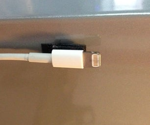 Charging Cable + Velcro
