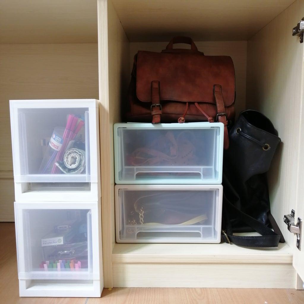 Storage III. Semi-closed