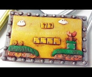 Steampunk Mario