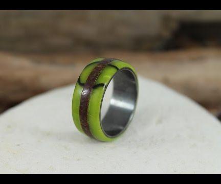 Ringzilla: Making a Dinosaur Bone Ring