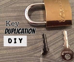 Key Duplication DIY