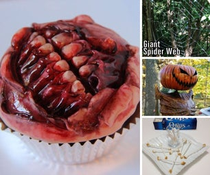 Cool or Scary Halloween Things!