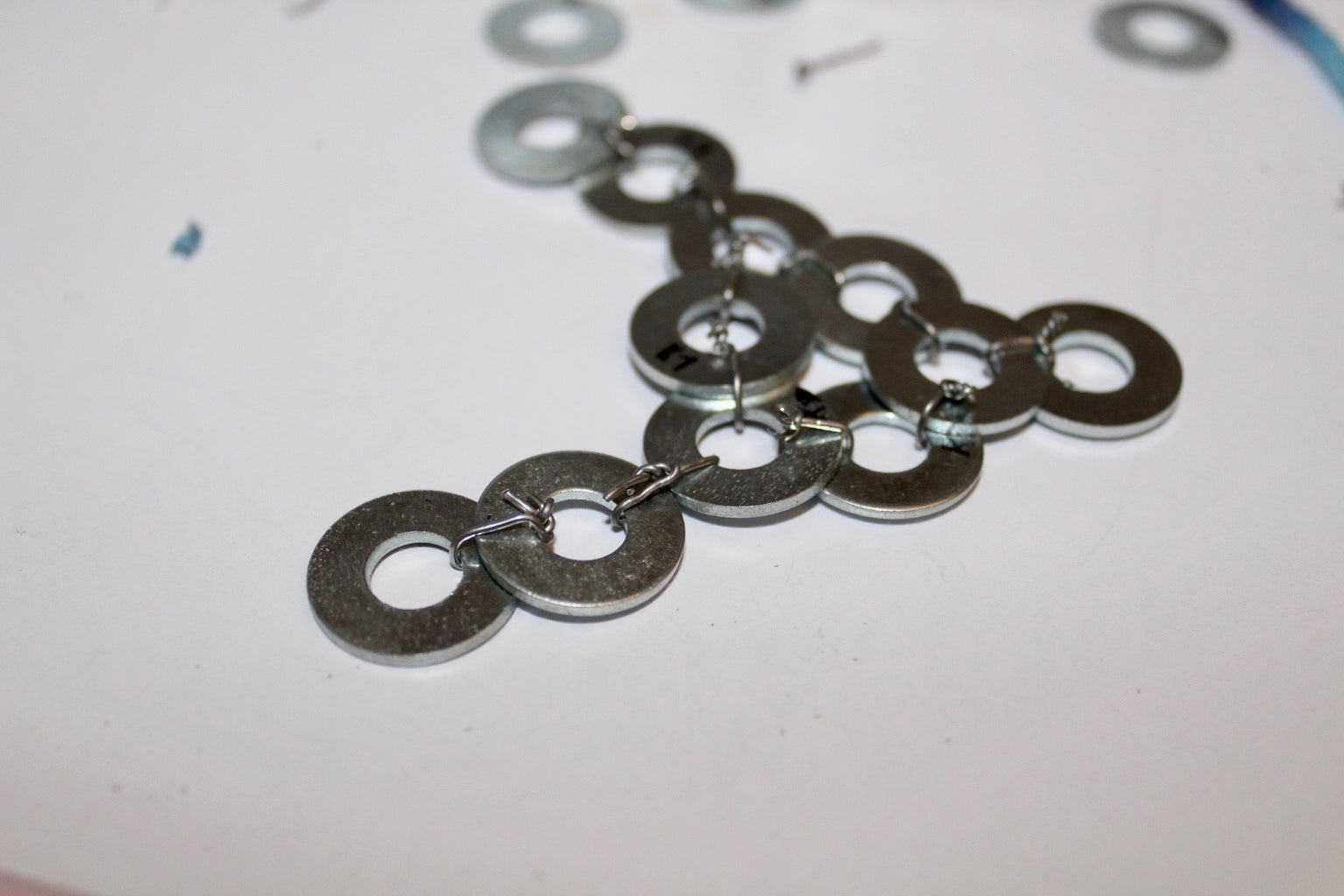 Connecting Washers