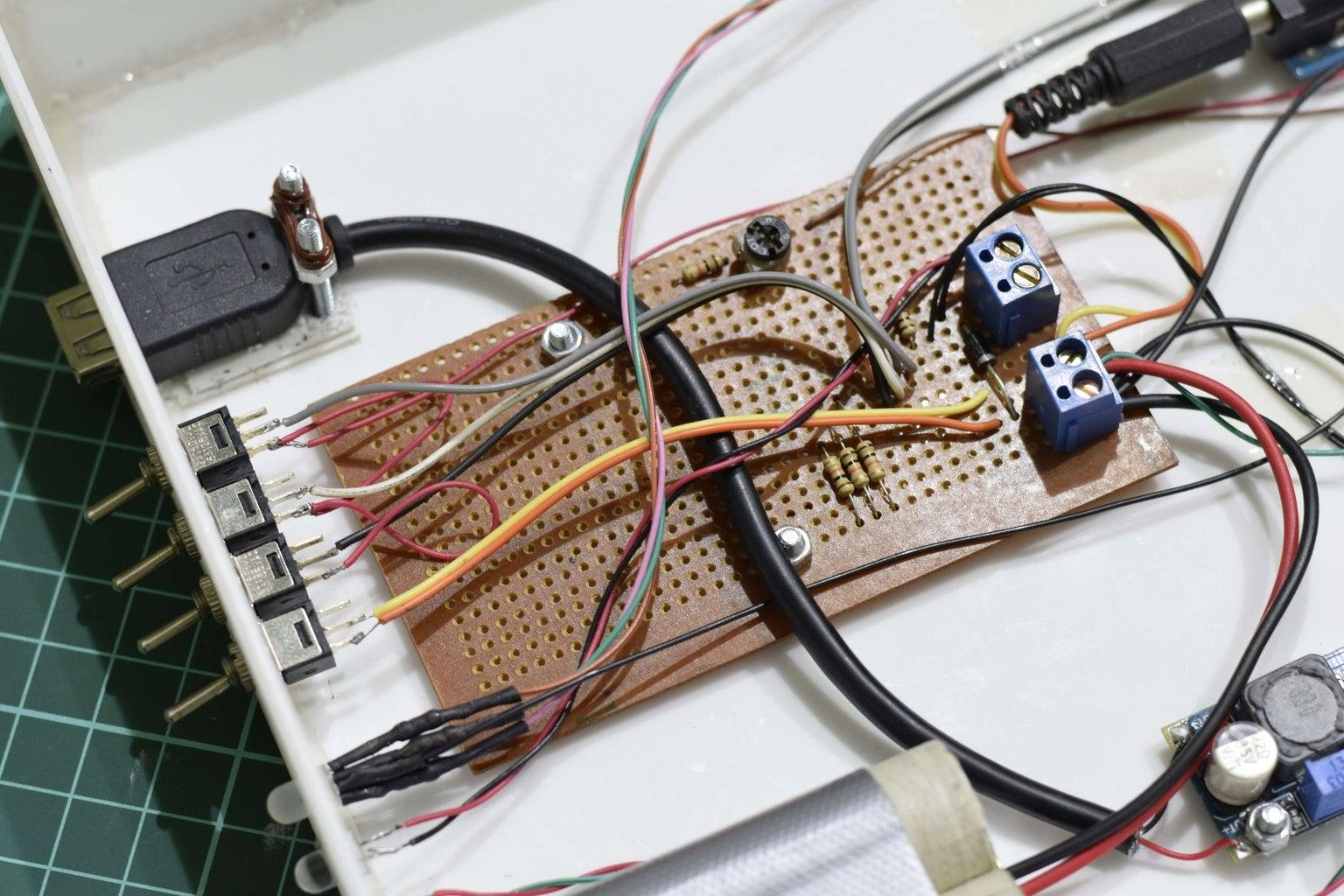 Constructing the Circuit