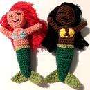 The Little Crochet Mermaid