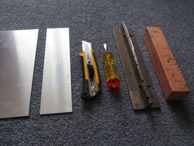 Cutting Aluminium Sheet