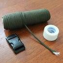 Multi use tactical belt with bracelet