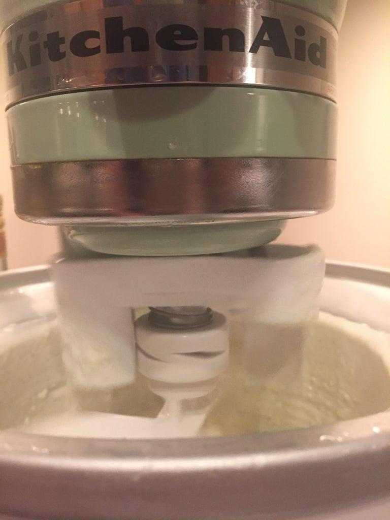 Making the Ice Cream
