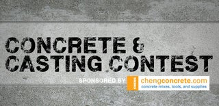 Concrete and Casting Contest