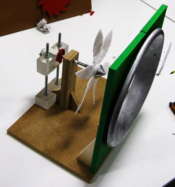 Dandelion Wind Turbine