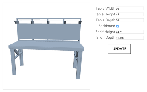 Design Your Table