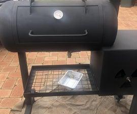 偏移BBQ PID温度控制器