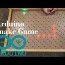 Arduino Snake LED Game