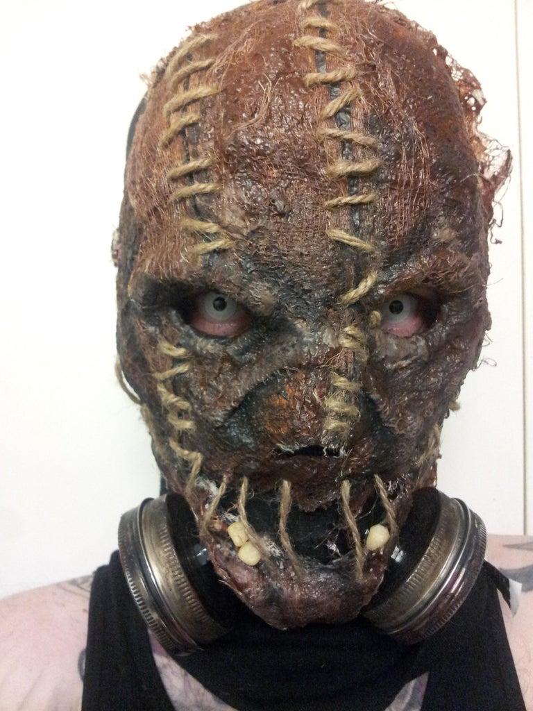 Finishing the Mask