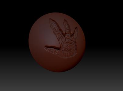 Sculpt the Hand