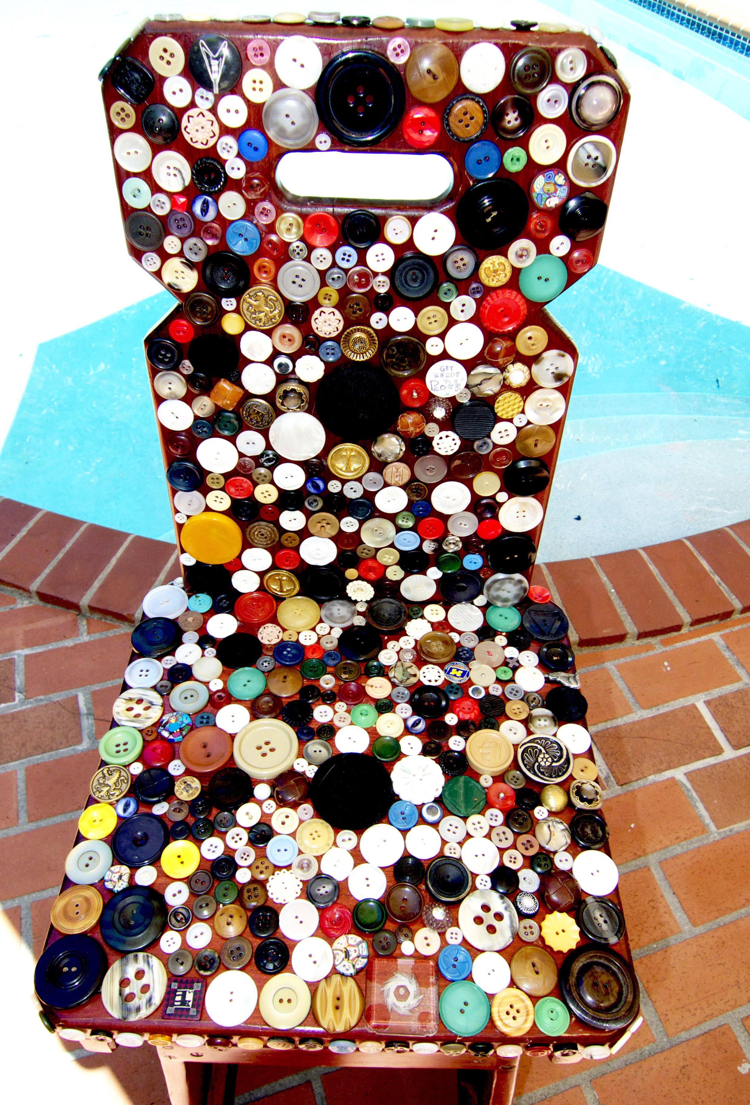 Button, button, who's got a button?